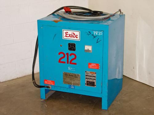 Exide NPC 12-3-680  24 Volt Forklift Lead-Acid Battery Charger