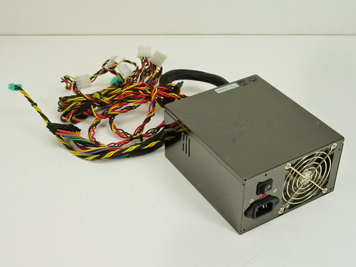 Velocity Micro 550W Peak  ATX Power Supply w/Blue Led Fan