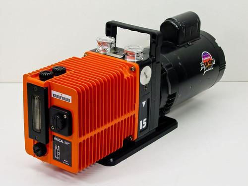 Alcatel  2015  Dual Stage Rotary Vane Mechanical Vacuum Pump