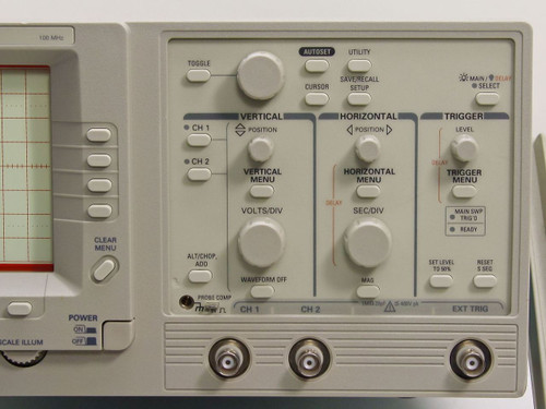 Tektronix  TAS 465   Two Channel Oscilloscope