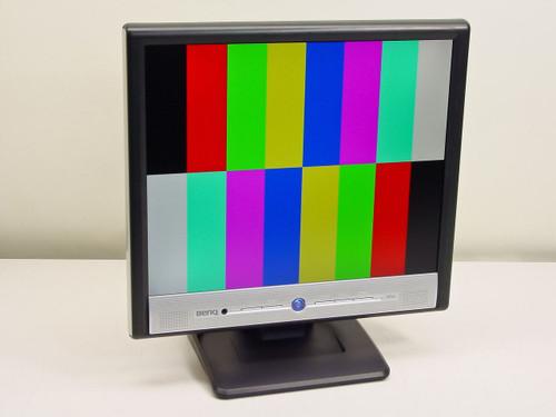 "Benq FP767  17"" LCD Monitor Q7C3"