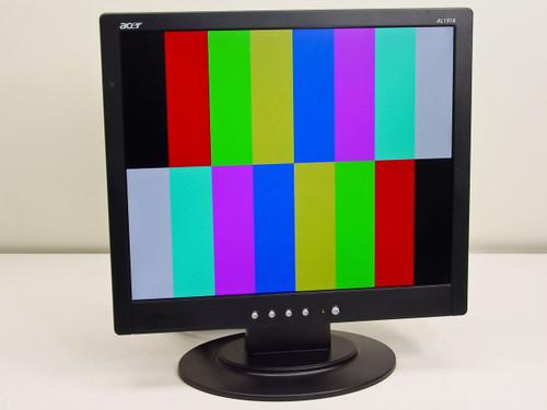 "Acer AL1914   19"" LCD Monitor"
