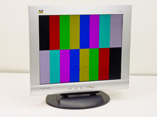 "ViewSonic VLCDS23724-1W  VE700 17"" LCD Monitor - No AC Adapter"
