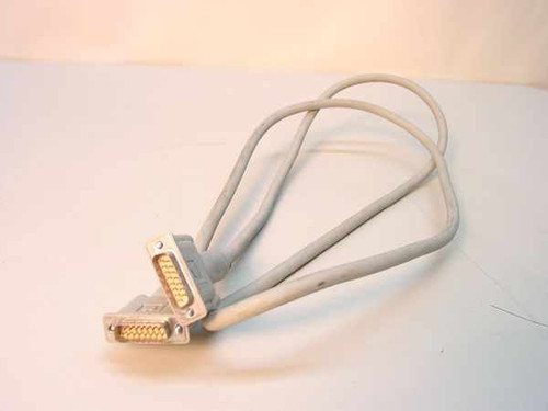 "Apple 15 Pin Male to Male 3"" Video Cable (590-0161-A)"