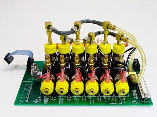 Clippard ETO-3M-12  12 Port Manifold on Dison Controller Board C