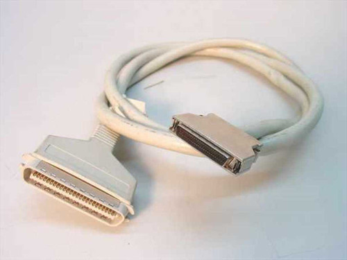 Generic DB50 Male SCSI Cable