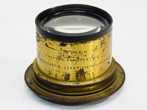 G. Rodenstock Munchen Eurynar-Anastigmat   f/4.5 - 24cm Series IV Lens