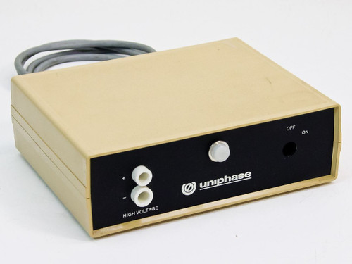 Uniphase 1201-1  HeNe Laser Power Supply