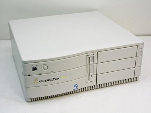 Gateway 2000 BABY AT - P5-75  P75MHz Desktop Computer