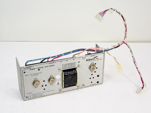Condor  CBB-105W CP 1026  Power Supply 5 VDC &15 -15 4.0 Amp