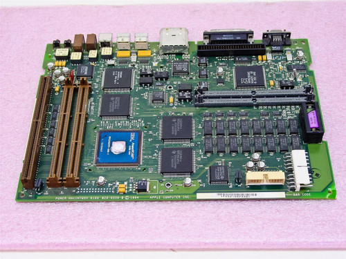 Apple 6100  System board