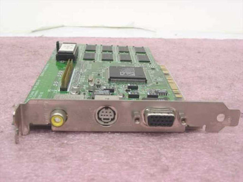 ATI PCI Video Card Mach64 3D Rage II GT 2 MB (109-38500-00)