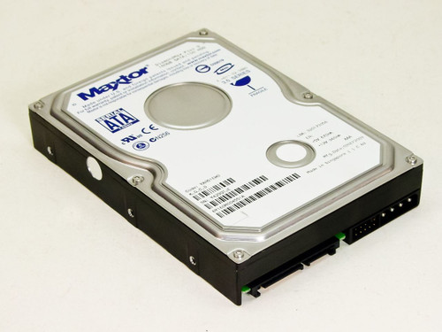 "Maxtor DiamondMax Plus 9  160.0GB 3.5"" SATA Hard Drive"