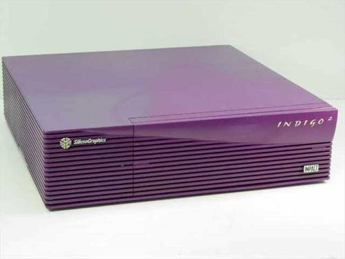 Silicon Graphics CMNB007Y125  SGI Indigo 2 Computer