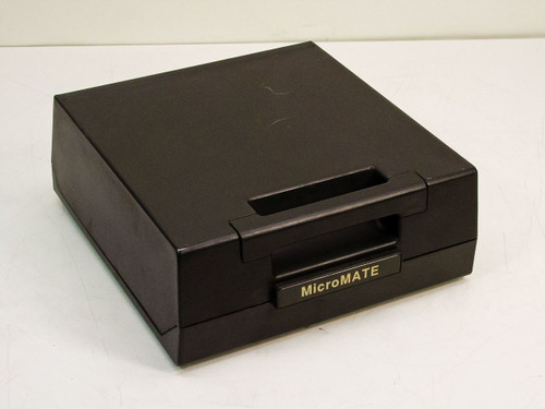 Anacomp 720 PORT  MicroMATE Portable Microfiche Reader AS-IS