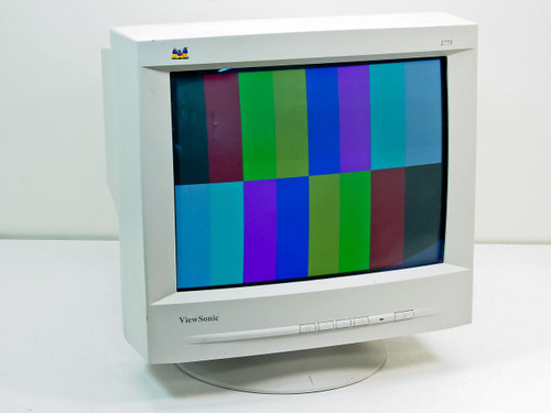 "ViewSonic  E773  17"" CRT Monitor"
