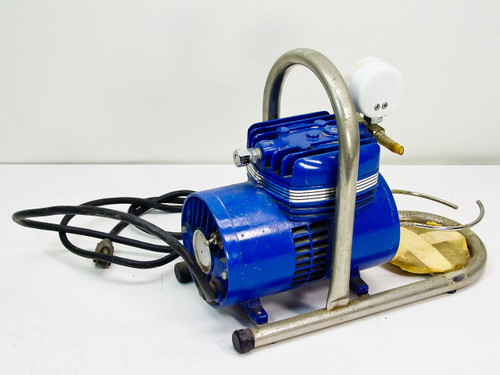 Equimed Equipment  502   Super-Vac Vacuump Pump