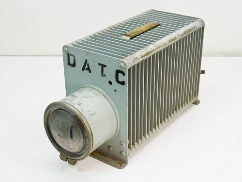 Bird Electronic DA-458/URM-86A  RF Dummy Load 50 ohm Water Cooled - Vintage
