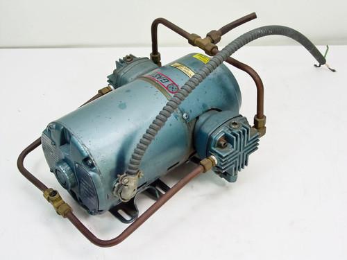 GAST 1VBF-22-M100X  Vacuum Pump 1/6 HP Laboratory