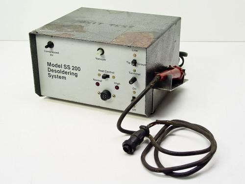 Generic  SS 200  Desoldering System