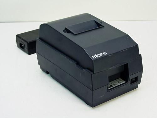 Epson / Micros  TM-U200B  Dot Matrix Receipt Printer - Micros M119B labled