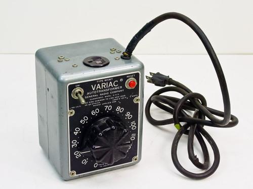 General Radio W5MT  Autotransformer Variac