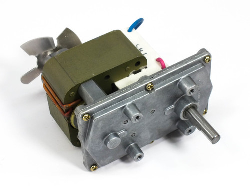 Japan Servo co, ltd Servo Induction Motor 100-240 Volt 50/60 Hz 12RPM