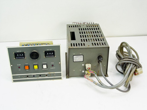 Thermco  100278/01-149-77   Power Supply,Controller & Carrier