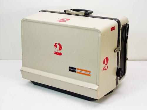 Singer  Graflex Insta load 16  16MM Movie Projector in Fair Condition