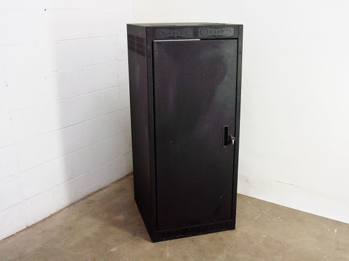 "Middle Atlantic Products ERK-2725  19"" Stand-Alone Enclosure w/Door"