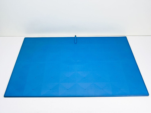 "Arthroplastics Aqua Vac  24"" L x 32"" W Surgical Suction Floor Mat"
