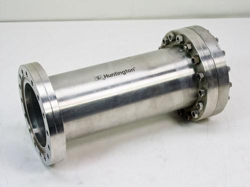 "Huntington / MDC O.D. 6"", I.D. 3.75""  Flange Metal tube - 12 inches long"
