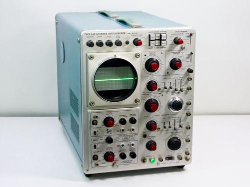 Tektronix Type 549  Storage Oscilloscope
