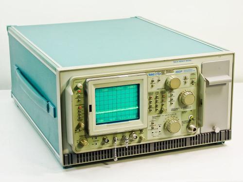 Tektronix 492P  Programmable Spectrum Analyzer, opt. 123