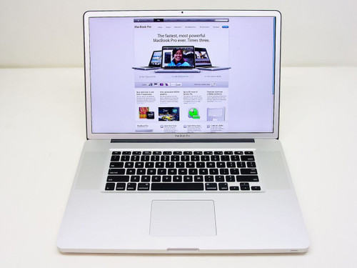 "Apple MacBook Pro 17""  2.8 GHz Intel Core 2 Duo 4 GB 1067 MHz DDR3 RAM"
