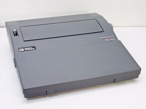 Smith Corona 5F  SD860 Word Processing Typewriter