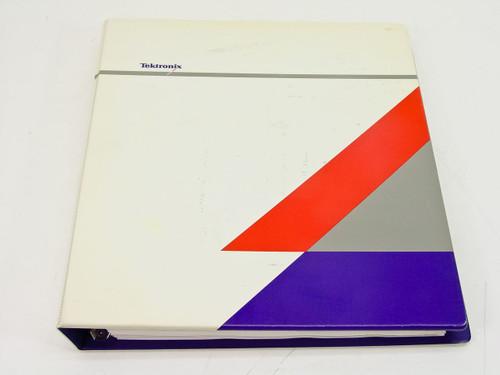 Tektronix TDS620B, 644B, 680B, 684B, 744A, 784A  User Manual plus Reference
