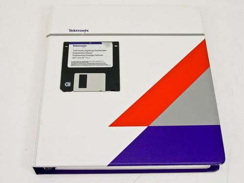 Tektronix TDS 520B, TDS 540B, TDS 620B, TDS 644B, TDS 680B,   Technical Manual