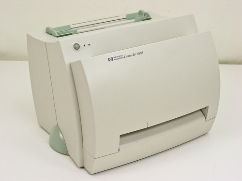 HP HP Laserjet 1100 Printer - Top Paper Support Missing (C4224A)