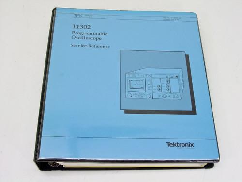 Tektronix 11302  Service Reference Manual