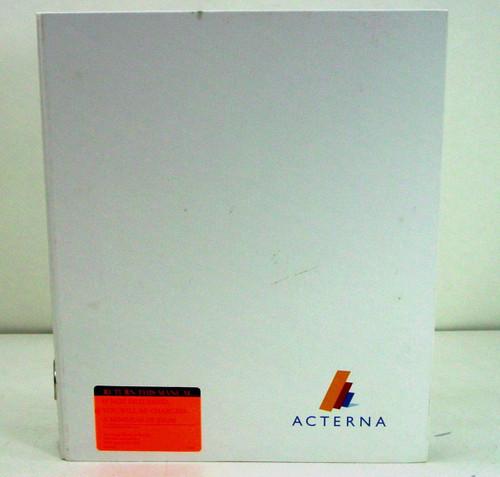 Acterna ANT-20SE, ANT-10Gig  Operating Manual