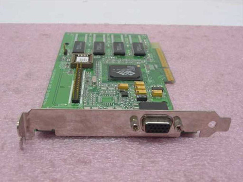 ATI AGP Video Card 3D Rage Pro 6MB (109-46200-00)