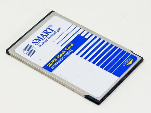 Smart SM9FA520-C7500MC  20MB Flash Card