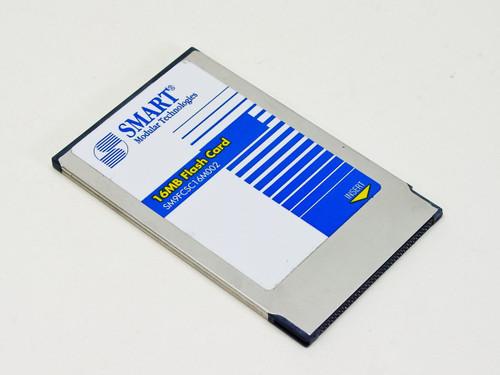 Smart Modular technologies  SM9FCSC16M002  16MB Flash Card