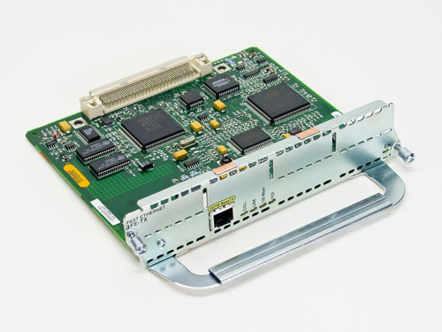 Cisco MN-1FE-TX  One-port Fast Ethernet (TX interface)