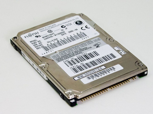 "Fujitsu CA05429  10.0GB 2.5"" ATA 66 Internal Laptop HDD"