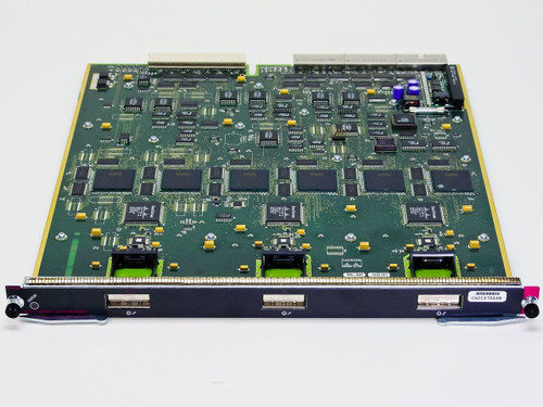 Cisco WS-X5403  3 Port Gigabit Ethernet Switching Module