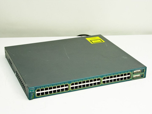 Cisco WS-C3548-XL-EN  Catalyst 3500 Series XL