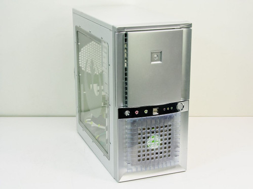 Antec  Silver PC Case and 550w Chameleon Power Supply