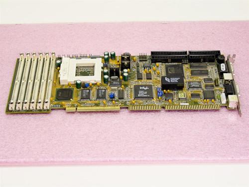 Vertex PCI-A55T REV. 1.2   CPU Card